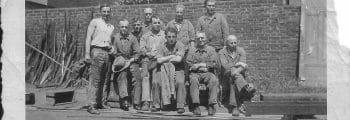 Die Belegschaft 1937