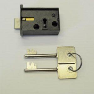 Briefabholfachschloss Wittkopp Nr. 5116-001-0