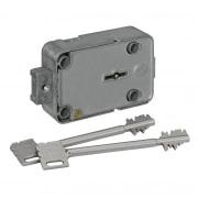 Tresorschloss 70079, 3 Gelenk-Schlüssel, 180 mm