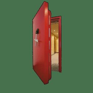 Tresorraum und Tresortüren