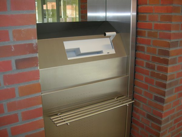 Depotsystem M.D.S., Sicherheitsstufe VdS 3