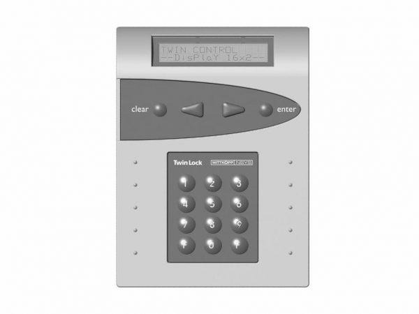 Elektronische Hochsicherheitsschlösser TWINLOCK